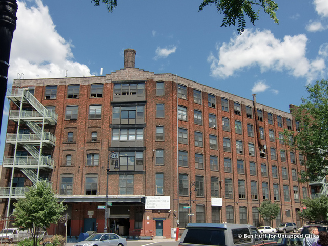 The Greenpoint Manufacturing and Design Center