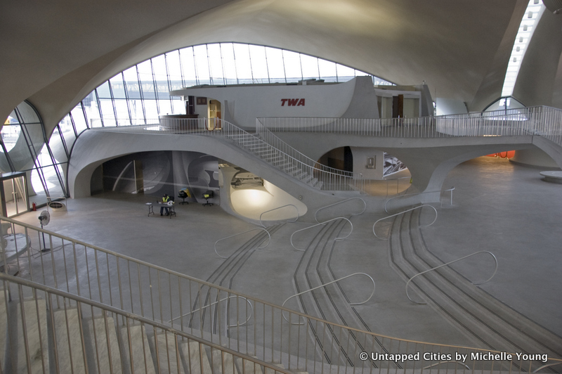 Behind the Scenes at the TWA Flight Center at JFK Airport ...