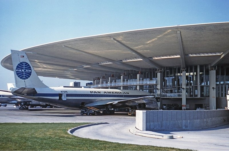Preservation of Modernist Architecture at JFK Airport in NYC, What's At Stake for Worldport/Pan-Am?