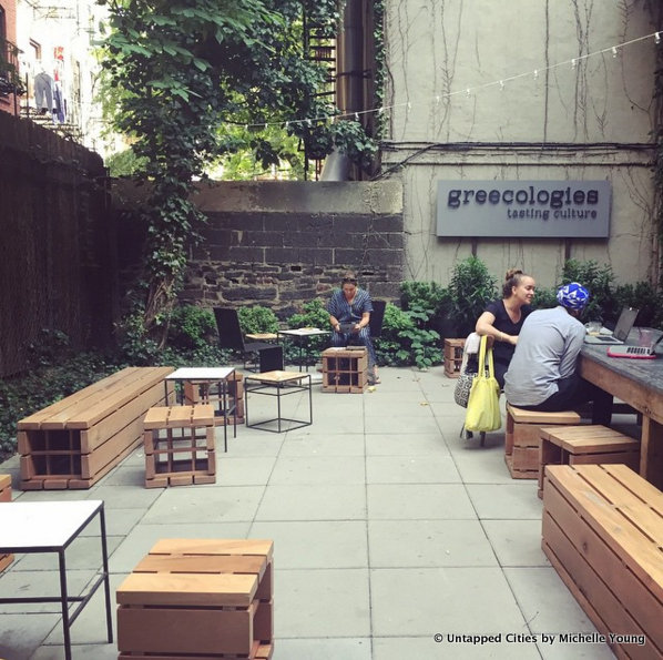 Top 11 Coffee Shops in Manhattan (For Design Buffs)_Greecologies_Soho_NYC_Untapped Cities_Catherine Ku-001