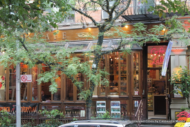 cafe lalo-you've got mail-film locations-upper west side