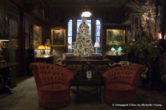 National Arts Club-Gramercy Park-Samuel Tilden Mansion-NYC_5