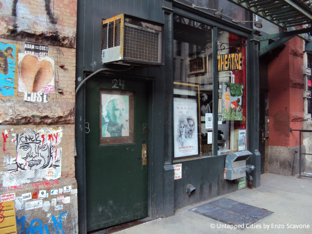 Gene Frankel Theatre-Gentrification-NoHo-New York-Untapped Cities-EnzoScavone 03