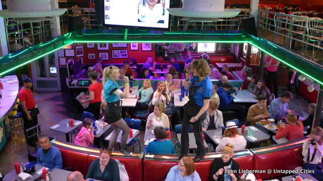 On broadway off broadway and ellen 39 s stardust diner untapped cities - Ellen show new york ...