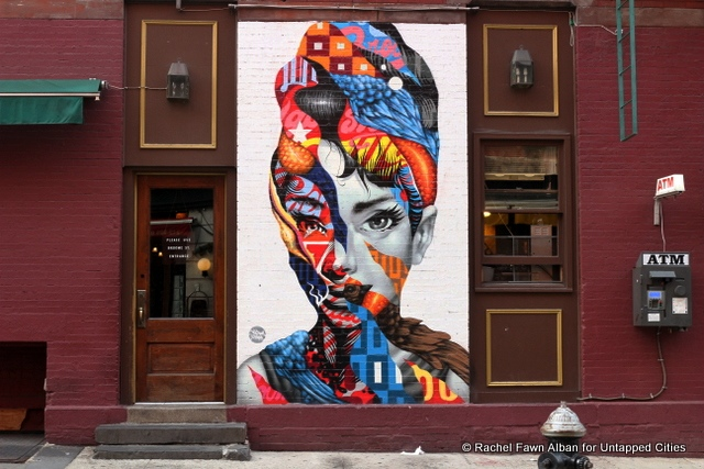 The L.I.S.A Project NYC Brings Street Art to Manhattan's Little Italy