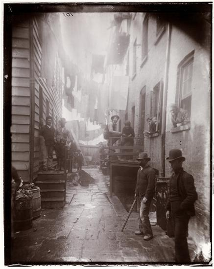 Jacob Riis MCNY Untapped Cities AFineLyne