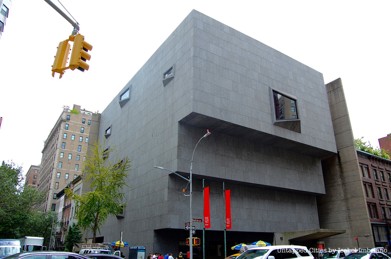 Inside the Much Anticipated New Met Breuer Museum in NYC [Photos]