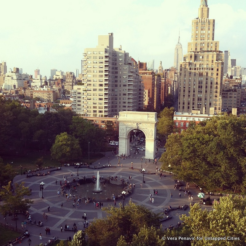 washington square park-greenwich village-nyc-Untapped Cities