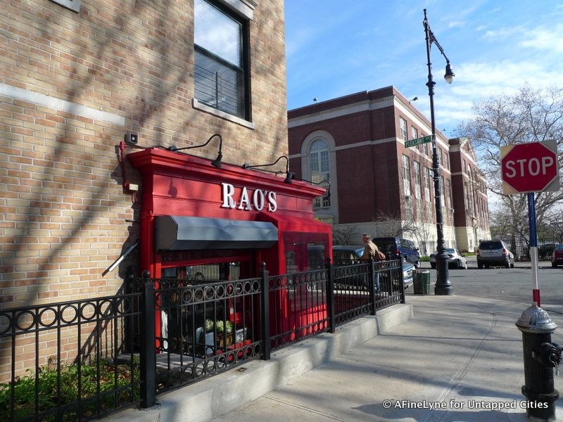 Rao's East harlem Untapped Cities