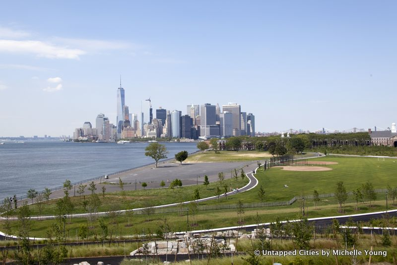 The Hills-Governors Island-Construction-Views-Lookout Hill-Slide Hill-Governors Island Trust-NYC_7