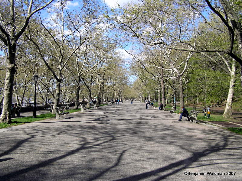 The Top 10 Secrets of Riverside Park in NYC