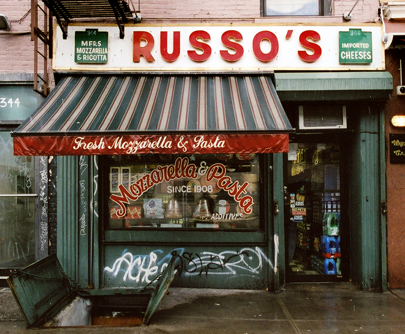 Food Tour of the East Village's Historic Storefronts with James and Karla Murray