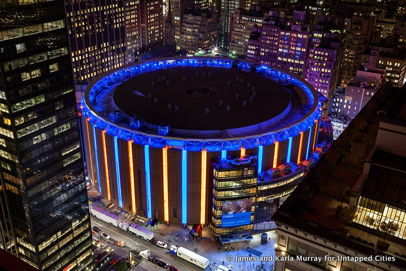 The Top 11 Secrets of Madison Square Garden in NYC