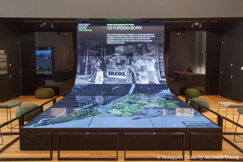 5 Fun Maps to Discover at the Museum of the City of New York ... New York City Museums Map on