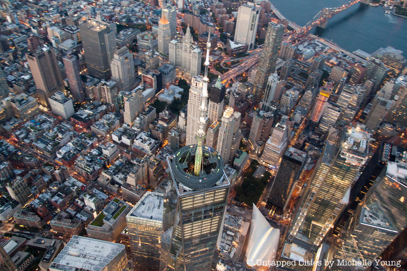 The Top 10 Tallest Buildings in NYC, Existing and Planned