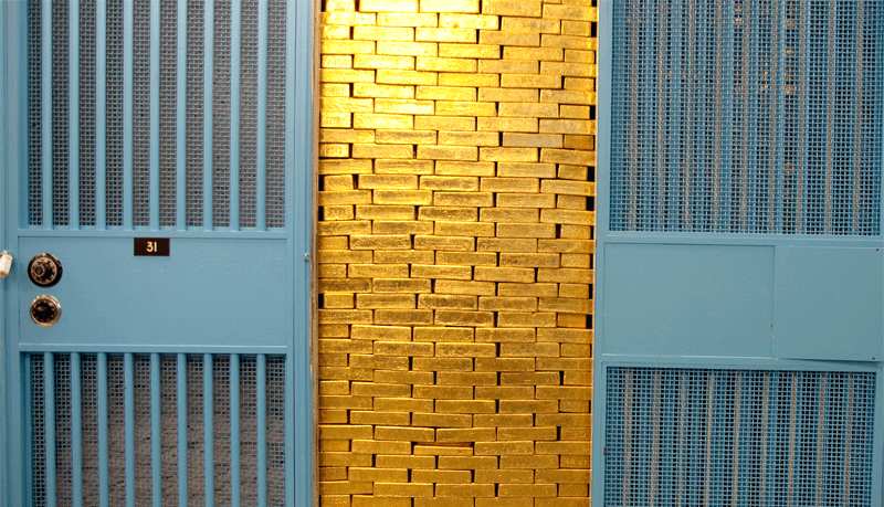 Daily What?! The Federal Reserve Bank of New York's Gold