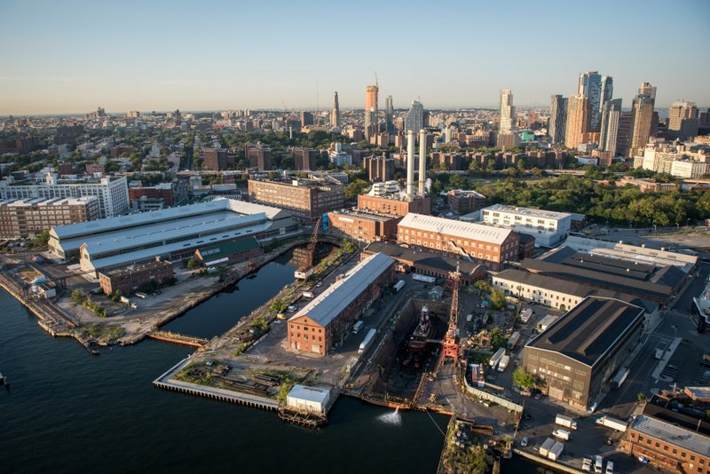 Smart Cities NYC '17: First of a Kind Expo at Brooklyn Navy Yard About Urban and Civic Innovation