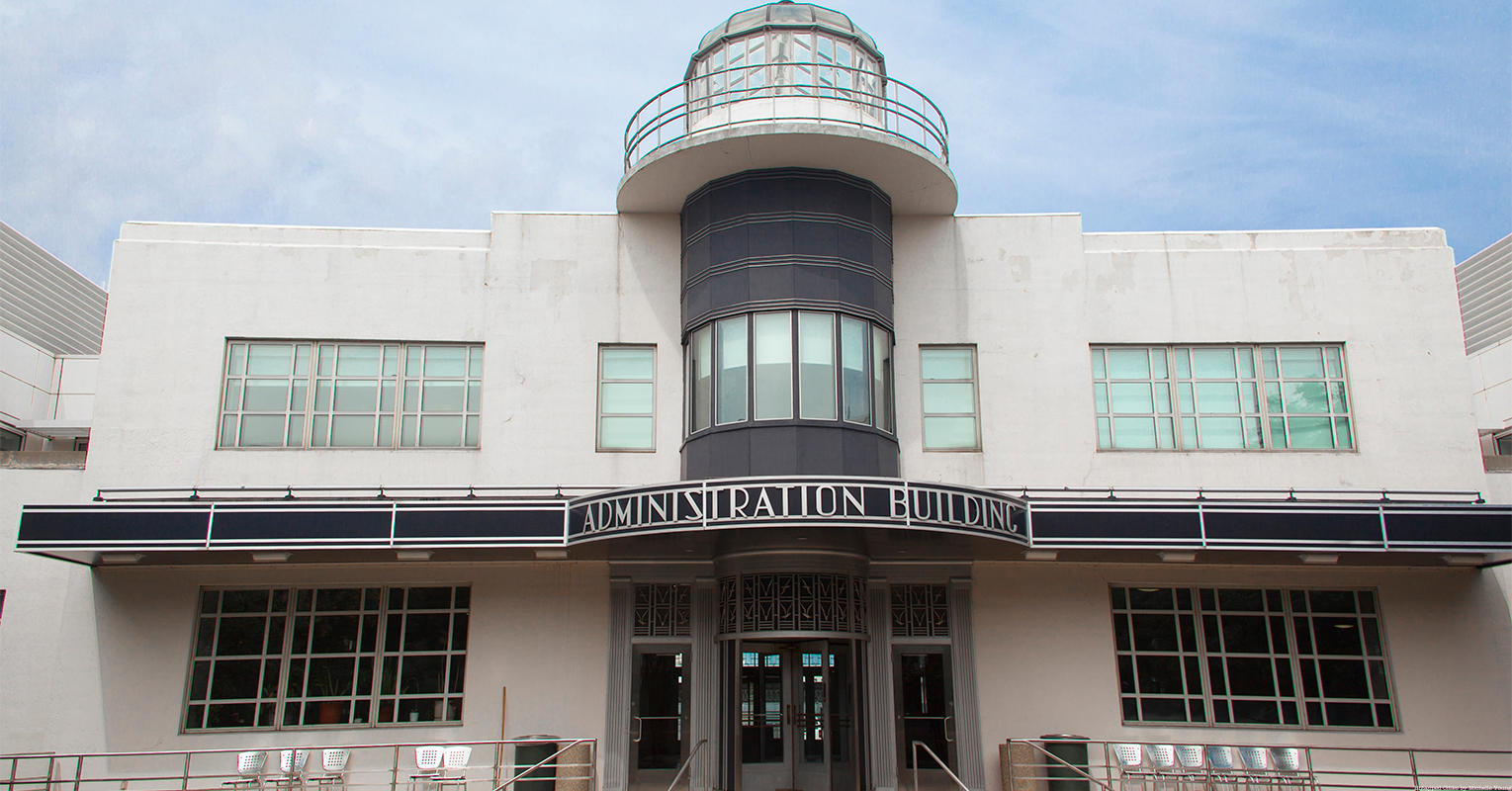 A Gorgeous Art Deco Terminal is Hidden in Newark Airport