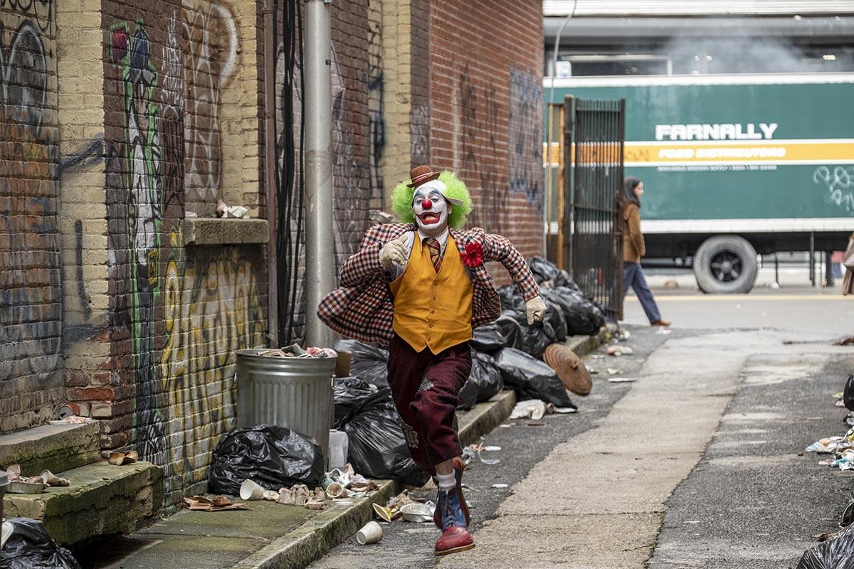 How Newark Was Transformed into Gotham for the Movie Joker [Photos]