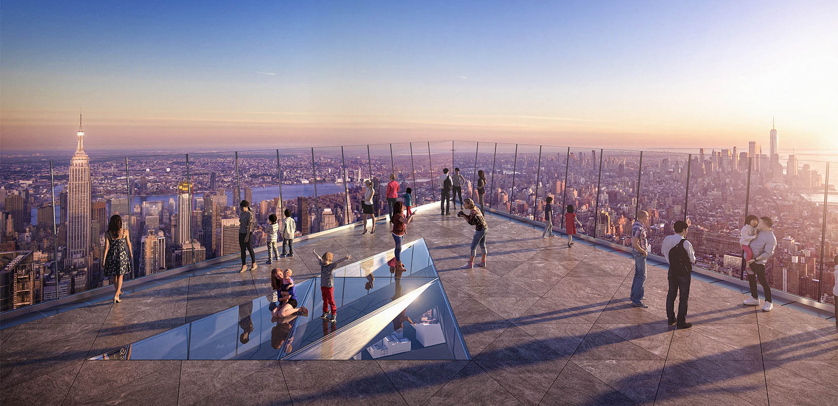 The Edge Observation Deck